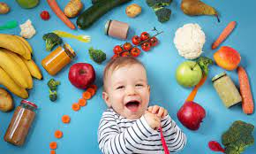 Importance of child nutrition: