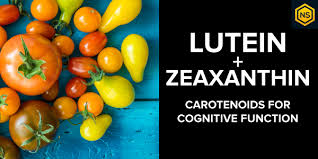 Lutein and Zeaxanthin