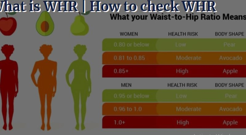 How to check WHR