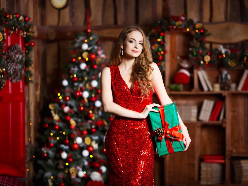 Christmas Fashionable Dresses